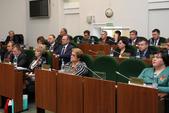 Информация о проведении 23-го заседания ГД