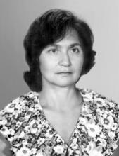 Хамидова Руфа Газизовна