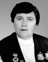 Хворостянова Раиса Васильевна